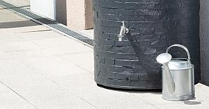 Auslaufhahn (optional) für Muro Regenspeicher