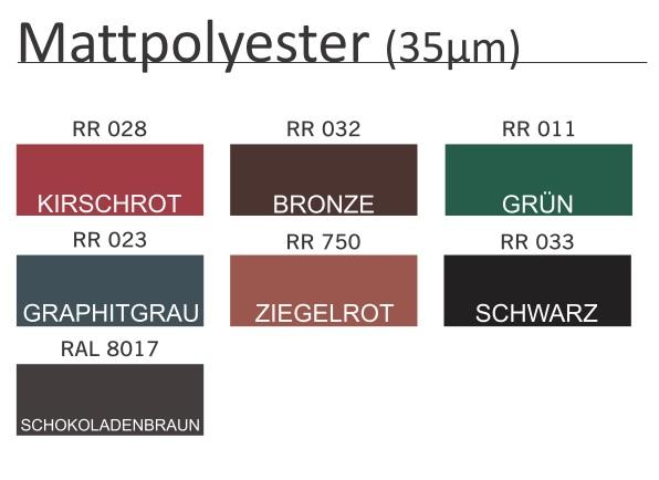 Mattpoyester