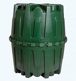 Regenspeicher Herkules-Tank (Otto Graf)