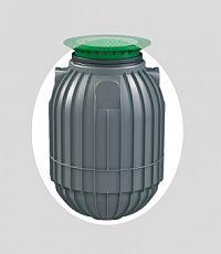 Universalschacht Saphir 1.200 Liter
