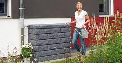ROCKY Wandtank 400 Liter von GRAF