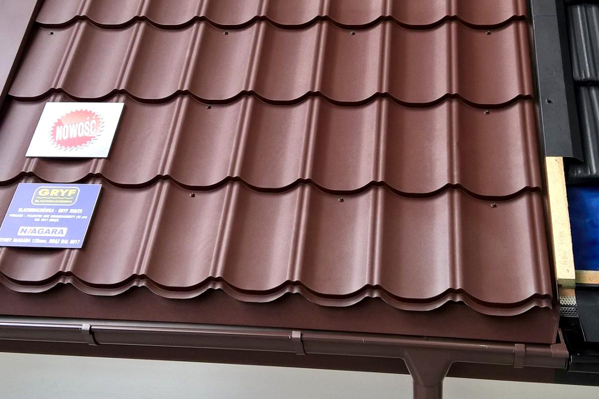 GRYF Dachpfannenprofile von POLMETAL