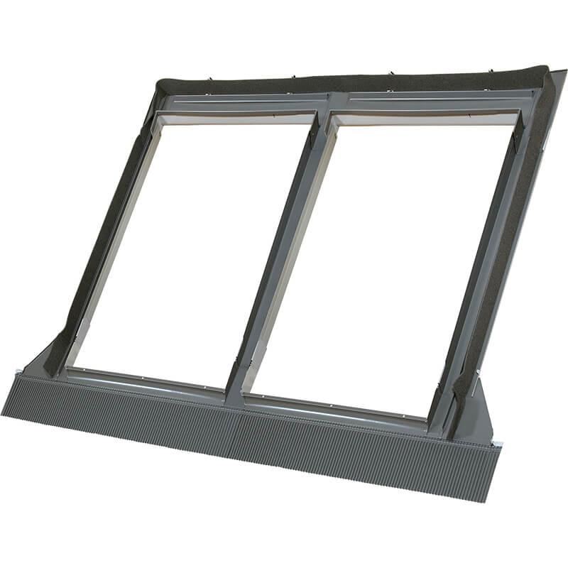 Polmetal Eindeckrahmen Dachfenster