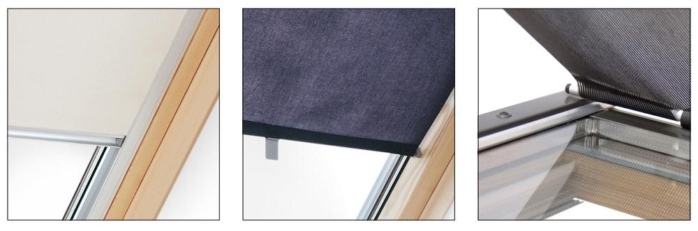 achfenster Sichtschutz - Rollos - Markisen von POLMETAL