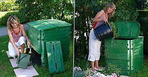 Thermo-King Komposter