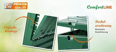 GARANTIA® ECO KING Komposter