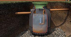 GRAF Saphir Universalschacht M 153