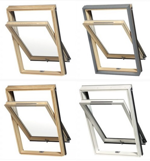 dachfenster von polmetal das original. Black Bedroom Furniture Sets. Home Design Ideas