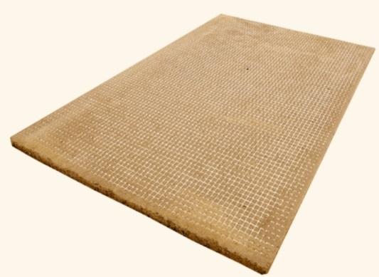 Lehmplatte