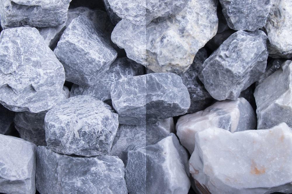Kristall blau