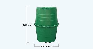 Garantia TOP-Tank 1.3000 Liter