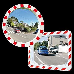Verkehrsspiegel Polymir®