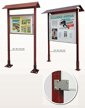 Schaukaesten NATUR - Abb. zeigt Art. 407509 + 407511