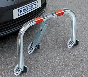 Parkplatzabsperrbuegel Klassik