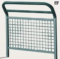 Geländer CONVi® mit Gitter