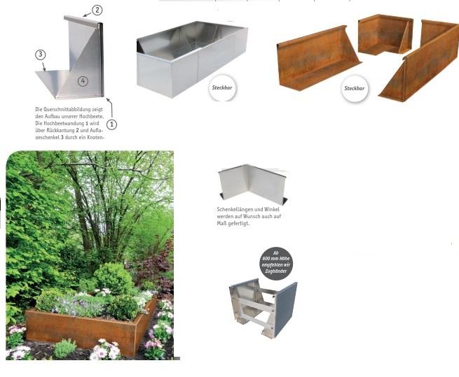 Stahl Pflanzkubel Pflanzsysteme Stahl Pfl Baushop24 Com Das Original