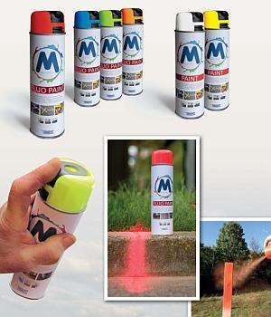 Baustellen Markierungsspray
