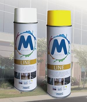 Linien-Markierungsspray
