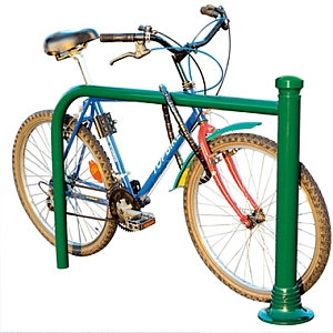 Motorrad- und Radlehne Standard-Version