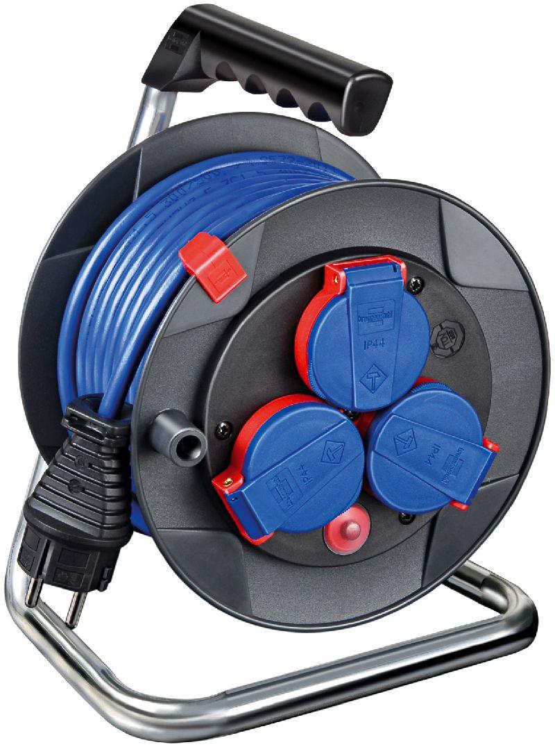 Garant Kompakt IP44 Kabeltrommel 15m AT-N05V3V3-F 3G1,5 blau