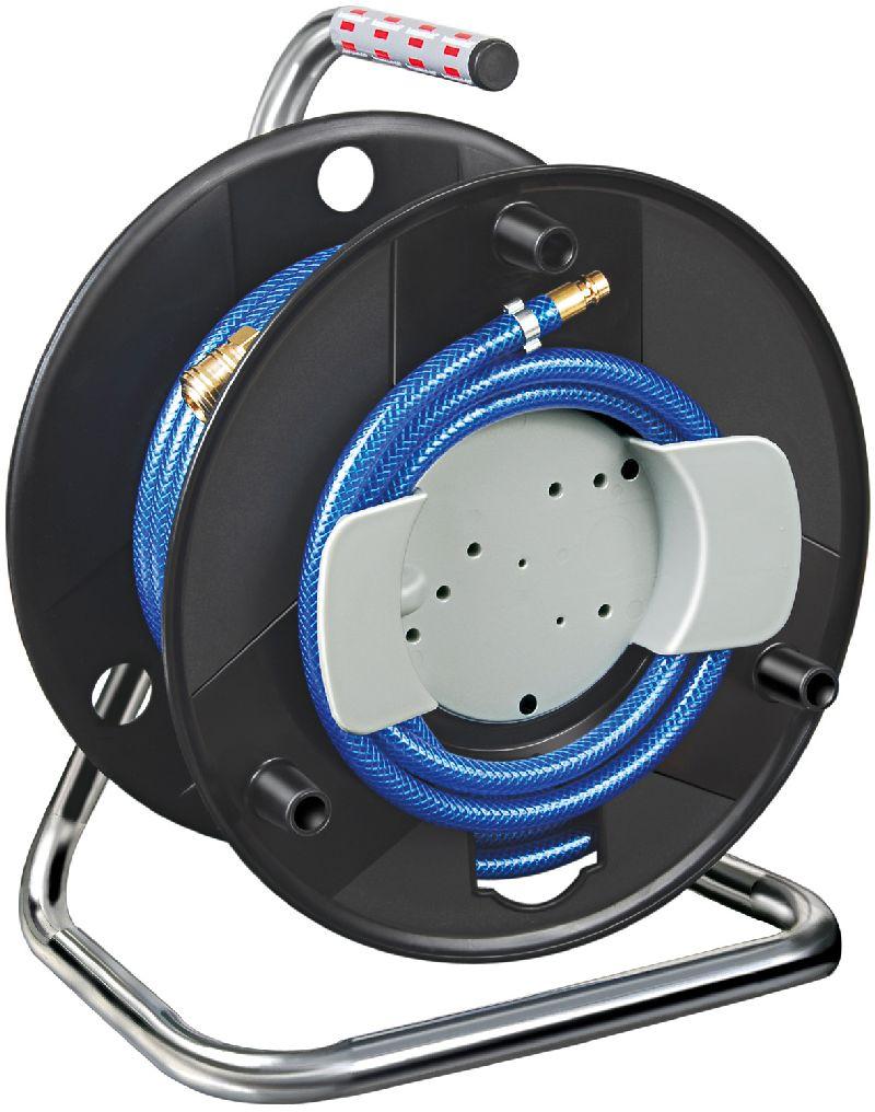 Druckluftschlauchtrommel Standard 20m Schlauch-� 6/12mm Armatur DIN