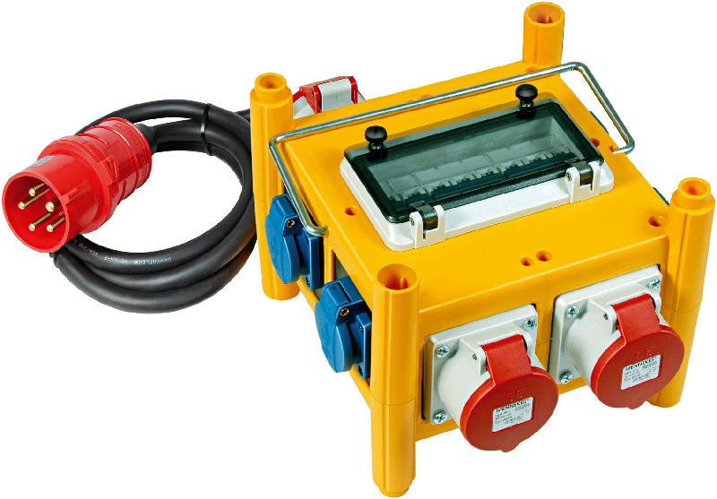 Kompakter Stromverteiler BSV 3/32 IP44