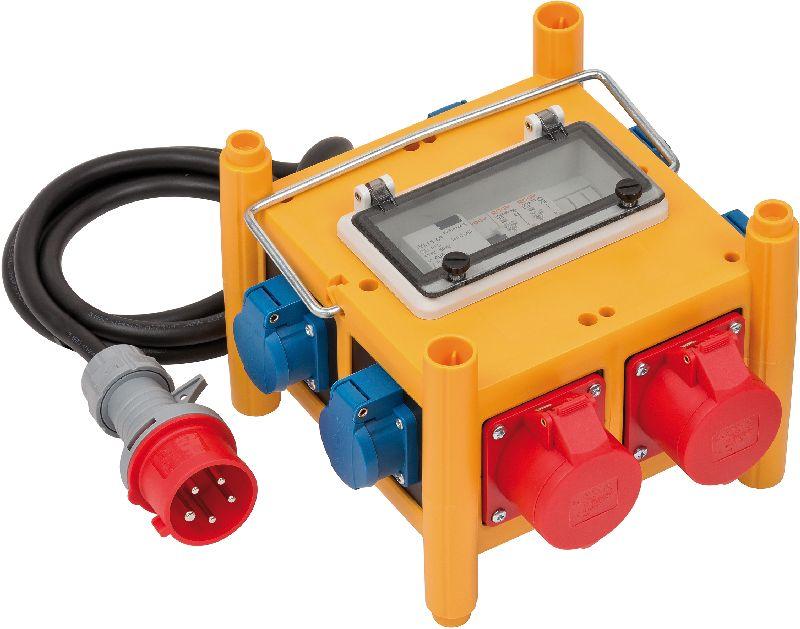 Kompakter Stromverteiler BSV 3 - FI/16 IP44