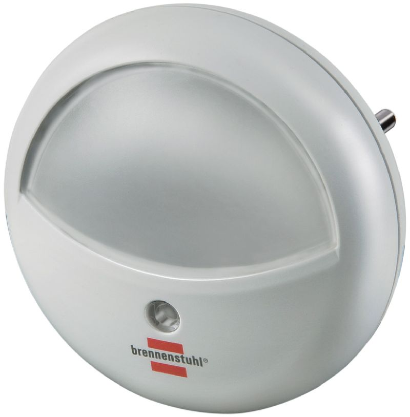 LED-Orientierungslicht OL 02R mit Dämmerungssensor rund