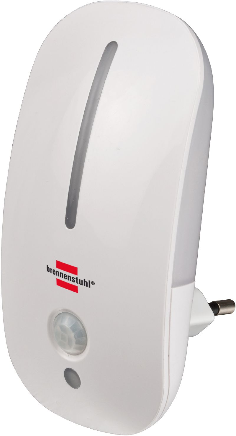 LED-Nachtlicht NL 09 MB mit Infrarot-Bewegungsmelder und Dämmerungssensor 9 LED 25lm