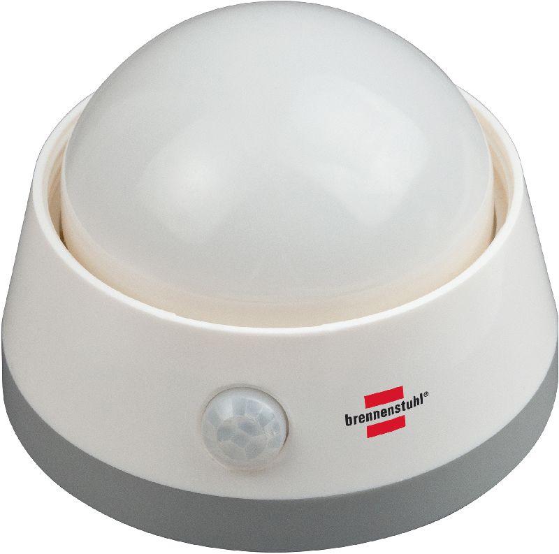 Batterie LED-Nachtlicht NLB 02 BS mit Infrarot-Bewegungsmelder und Push-Schalter 6 LED 60 lm 3x AA (enthalten)