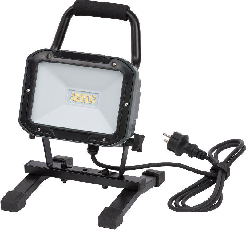 Mobile SMD-LED Leuchte ML DN 2806 S IP54 2m H05RN-F 3G1,0 20W 1720lm Energieeffizienzklasse A