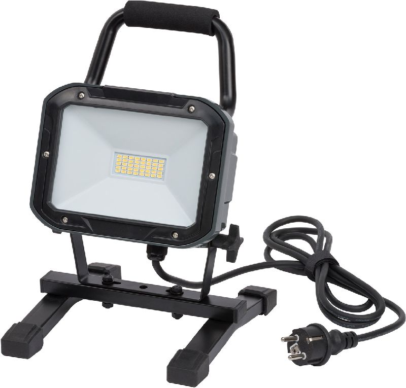 Mobile SMD-LED Leuchte ML DN 4006 S IP54 2m H05RN-F 3G1,0 30W 2350lm Energieeffizienzklasse A