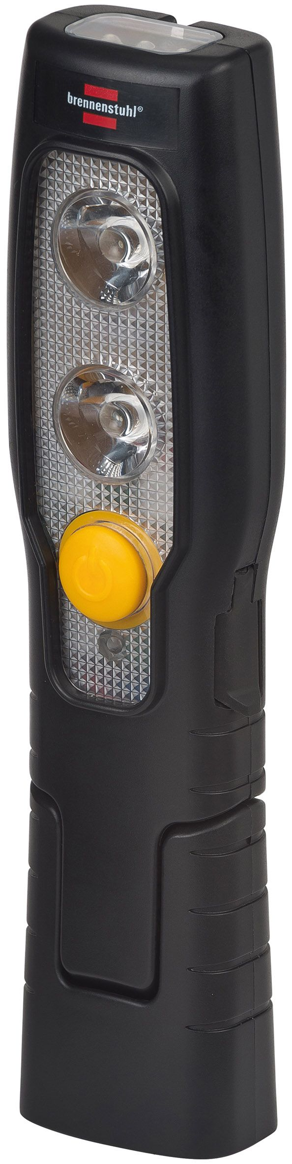 2+3 LED Akku-Handleuchte HL SA 23 MH 2LED=>78lm 3LED=>12lm