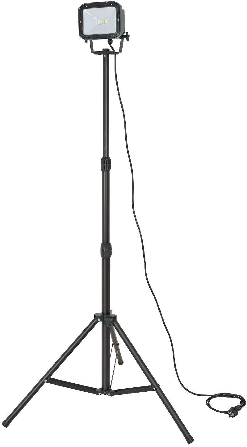 Stativ-SMD-LED-Leuchte SL DN 2806 S IP54 3m H05RN-F3G1,0 20W 1720lm Energieeffizienzklasse A