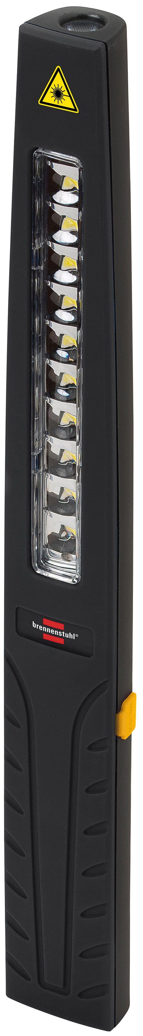10 + 1 LED Akku Mini Stableuchte HL DA 101 M mit Netzteil, Kfz- Ladekabel und Micro USB