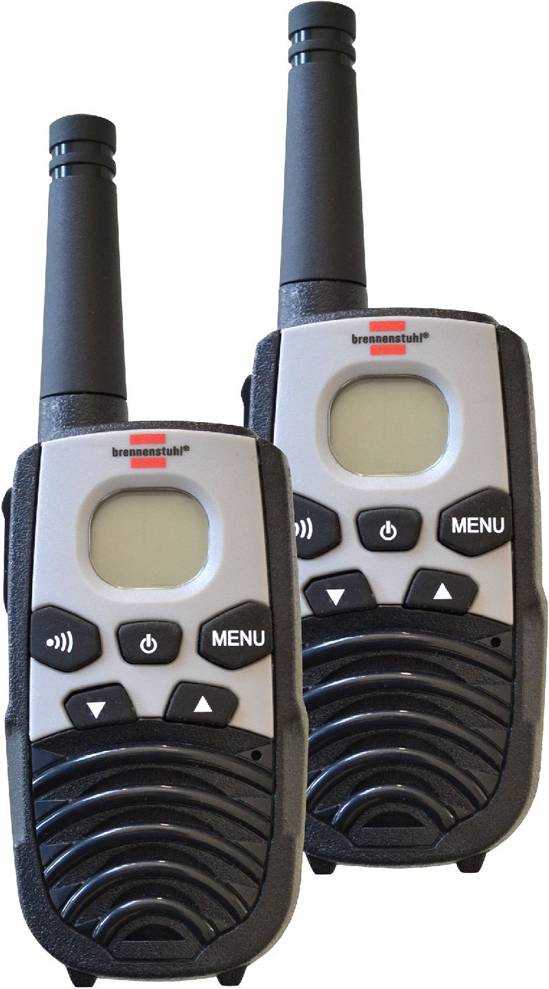 PMR Walkie Talkie TRX 3500 mit 2 Mobilgeräten und 8 Kanälen