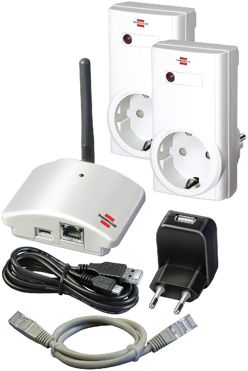 Brematic Home Automation Gateway GWY 433 Starter Kit