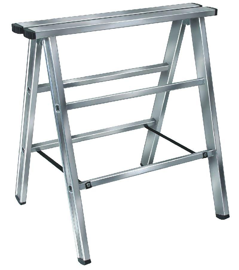 Aluminiumbock AMB 200  1/Stck  ,Länge:16,000 ,Breite:75,000 ,Höhe:80,000