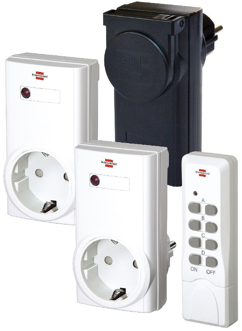 Funkschalt-Set RCS 2044 N Comfort