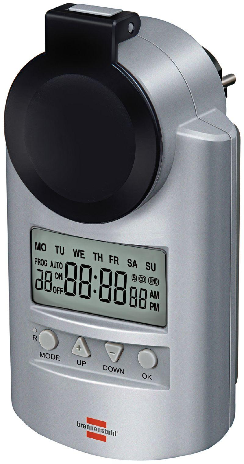 Primera-Line Digitale Wochenzeitschaltuhr DT IP44