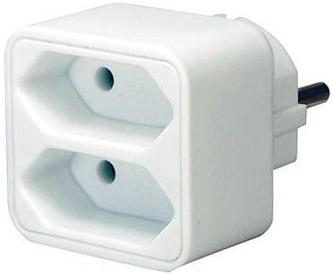 Adapterstecker Euro 2