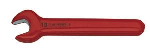 VDE EINMAULSCHLÜSSEL DIN 7446 1769  [WGB-Werkzeug] 1/Stck  ,Werte:10 MM ,WGB Nr.:1769 ,WGB- Katalogs