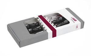 SCHRAUBENDREHER GARNITUR ISO 2380 DIN/ISO 8764 531 SICHTVER  [WGB-Werkzeug]