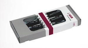 SCHRAUBENDREHER GARNITUR ISO 2380 DIN/ISO 8764 532 SICHTVER  [WGB-Werkzeug]