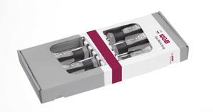 SCHRAUBENDREHER GARNITUR 2K HEFT ISO 2380 DIN/ISO 8764 584  [WGB-Werkzeug]