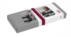 SCHRAUBENDREHER GARNITUR 2K HEFT ISO 2380 DIN/ISO 8764 585  [WGB-Werkzeug]