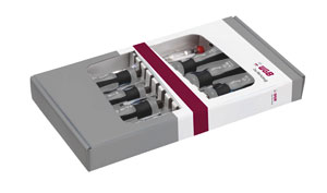 SCHRAUBENDREHER GARNITUR 2K HEFT ISO 2380 DIN/ISO 8764 587  [WGB-Werkzeug]